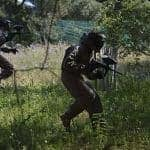 Group Paintballing in Albufeira
