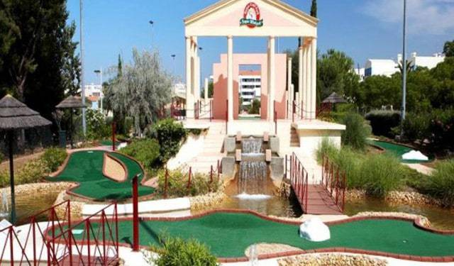 Mini Golf de Vilamoura