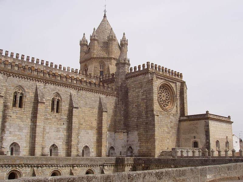 Évora Cathedral.